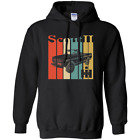 Men's International Harvester Scout II Enthusiast Retro Style Graphic Hoodie