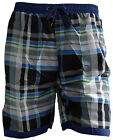 OCTAVE Mens Summer Beach Swim Shorts Trunks Collection Various Styles & Colours