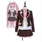 Zettai Zetsubo Shojo: Danganronpa Another Episode Kotoko Utsugi Cosplay Costume