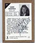 1991 Ladies Pro Bowlers Tour trading cards autographs 37 different pick one