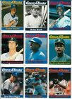 1990 COLLECT A BOOKS RUTH, GEHRIG, AARON, CLEMENTE, RYAN, GRIFFEY JR AND MORE