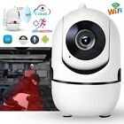 1080P HD Wifi Camera Motion  Auto Tracking Two-Way Voice Home Security Camera