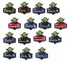 MLB Star Wars Pins Your Choice of most Teams Yoda New In Pkg Pin Disney Wincraft on Ebay