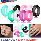 Kyпить 10 Pcs/Set Silicone Wedding Ring Modern Rubber Band Durable Size 5 6 7 8 9 USA на еВаy.соm