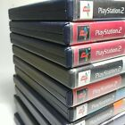 Sony Playstation 2 NTSC-U/C Video Games in Original Case, Choose From the List