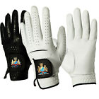 Men's Golf Cabretta leather glove for Right Left Hand 1pcs size Large Korean