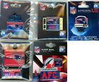2018 2019 Patriots Super Bowl LIII Pin Choice AFC Champs I Was There Dangle 53 on eBay