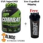 Kyпить MusclePharm, Combat Protein Powder (Choose A Flavor & Size ) + Shaker Free на еВаy.соm
