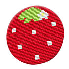 DIY Crocheting Crafts Latch Hook Rug Kit Cartoon Pattern for Adults Children