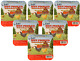 6-Pack Pine Tree Farms Hen Pecked Mealworm Poultry LePetit Cake 7.5 oz