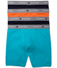 Tommy Hilfiger Mens Classic Cotton Boxer Brief 09TF010375 4 pack Medium