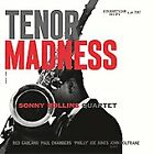 Tenor Madness by Sonny Rollins Sonny Rollins Quartet Cd Remastered