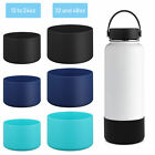 For Hydro Flask 12/24 30/42OZ Silicone Bottle Boot/Sleeve Anti-Slip Bottom Cover