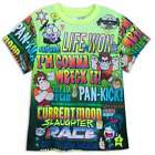 Disney Authentic Wreck-It Ralph  Vanellope T-Shirt for Kids Size Small 5/6