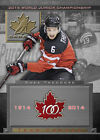 2015 Team Canada World Juniors Gold Medal Roster - DROPDOWN MENU OF PLAYERS