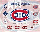 Montreal Canadiens 'Evolution of the Canadiens Logo' Custom photo $5.59 USD on eBay