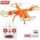 Syma X8C 2MP Wide Angle 2.4G 4 Channel 6-Axis Gyro RTF Drone RC Quadcopter G86