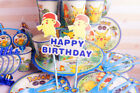 Pokemon Kids Birthday Party Supplies Favor Tableware Decoration cups Plate Gift