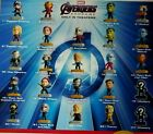 2019 McDONALD'S MARVEL AVENGERS HAPPY MEAL TOYS Choose Your character SHIPS NOW