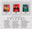 2017 NHL Draft First Round Phenoms Custom Cards DROPDOWN MENU OF ALL 31 PLAYERS
