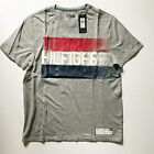NWT Tommy Hilfiger Men's Graphic Logo Short Sleeve T Shirt All Cotton Sizes S M