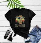 Sloth Hiking Team We Will Get There Funny Vintage T-Shirt, Sloth Lover Shirt / S