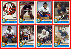NEW YORK ISLANDERS 1974-75 High Grade Hockey Card Style Fridge Magnet U-PICK $2.61 USD on eBay