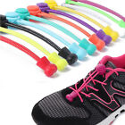 Elastic No-Tie Locking Lazy Shoe Laces With Buckles Sport Shoes mini Fashion New