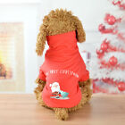 XSmall Dog Clothes XMAS Outfits Apparel Cute Pretty Accessories Supplies