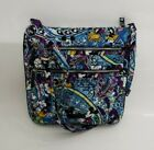 NWT Vera Bradley Iconic Triple Zip Hipster Disney Mickey and Friends 2019 New