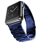 For iWatch 4 3 2 1 Stainless Steel Band Bracelet A pple Watch Strap38/40/42/44MM