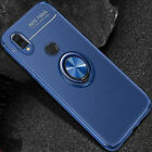 For Samsung A50 Case A70 A40 A30 A20 A10 Hybrid TPU Ring Holder Magnetic Cover