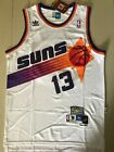 Men's Steve Nash Phoenix Suns Throwback Swingman Jersey White Size S-XXL