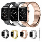 Stainless Steel Wrist Band iWatch Strap for Apple Watch Series 4 3 2 1 40mm 44mm image