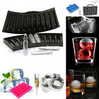 Silicone Ice Cube Tray Diamond Shape Ice Cube Mold Mould Cocktail Ice Ball Maker