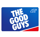 The Good Guys Gift Card $50 or $100 & $250 - Email Delivery   <br/> Delivered within hours (may take up to 24 hours)