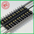 NEW 1/87 Model Train Wheels Ho Scale Metal Treadmill Track Accessories Set O
