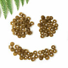 100Pcs Round Plastic Safety Eyes Back Gaskets Washers For Bear Doll DIY Crafts
