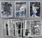 2018 Topps Heritage Minor League Deckle Edge Black & White Pick Your Card