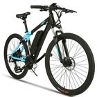 """26.5""""Fat Tire Electric Mountain City E-Bicycle 350W 36V sports brand 24/21 speed"""