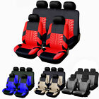 Universal Protectors Full Set Auto Seat Covers for Car Truck SUV Van 4 Colors on eBay