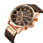 Curren Relogio Wristwatch Sports Men Top Brand Luxury Military Quartz Mens Watch image