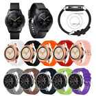 For Samsung Galaxy Watch S4 3 42mm 46mm Replacement Silicone Band Strap Bracelet