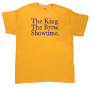 Anthony Davis The Brow Lakers AD 23 Lebron T Shirt (More Colors & Sizes S-3XL)