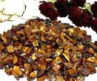 TIGER'S EYE Mini Gemstone Chips - Candles Orgonite Wicca Chakra Roller Crystals