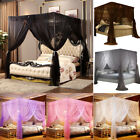 Princess Bed Canopy Mosquito Netting Bedding Insect Net Kids Adults All Sizes image