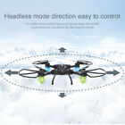 F69 Foldable Quadcopter 2.4Ghz 6-Axis Gyro 4CH RC Drone For Drone Training W9M3