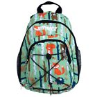 ZippyRooz Toddler & Little Kids Small Hiking Biking Backpack for Boys and Girls