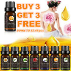 New Aromatherapy Essential Oils 100 Natural Pure 10ml Essential Oil Fragrances