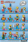 LEGO Simpsons Series 2 (71009) minifigures: Pick your own, incl. complete set
